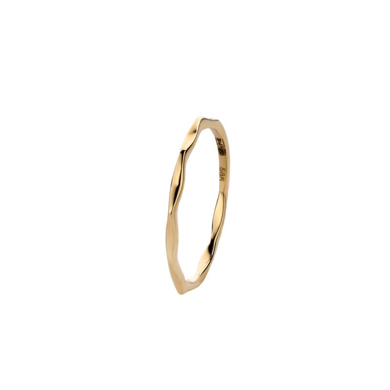 Geelgouden ring XXAR5997-Y