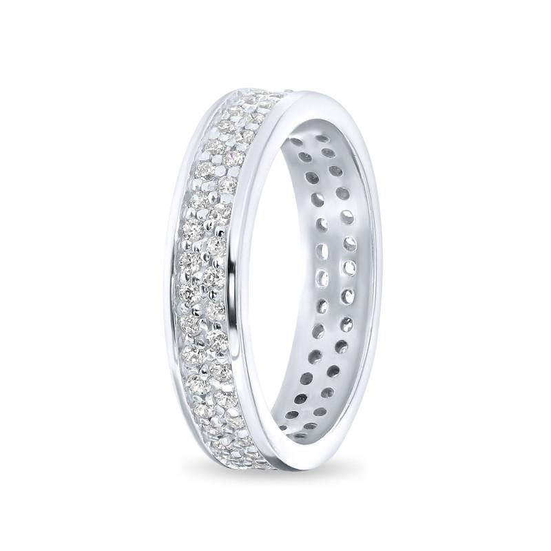 Ring met zirkonia 14910-01