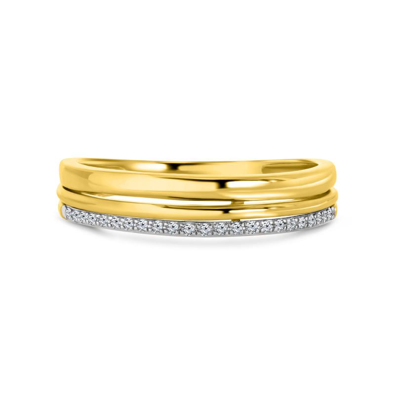 Ring met diamant GH56003ASD-Y