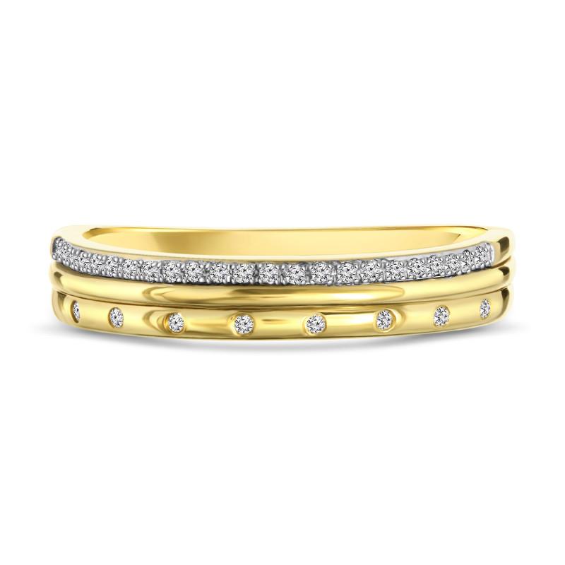 Ring met diamant GH56004ASD-Y