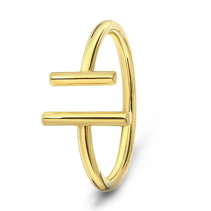 Geelgouden ring 02.0663