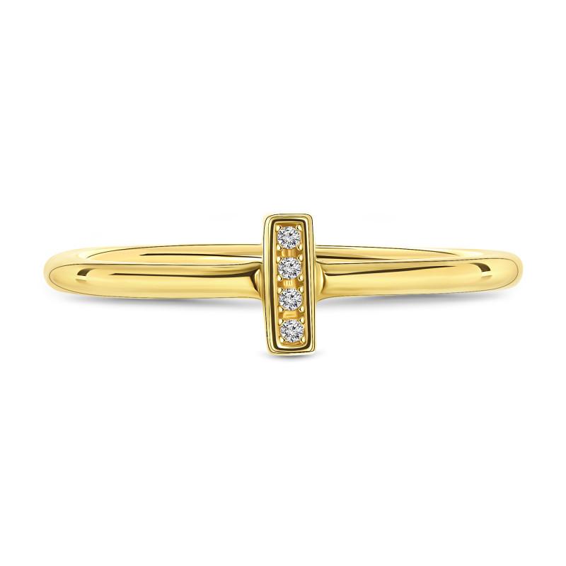 Geelgouden ring 02.CA508.52.01