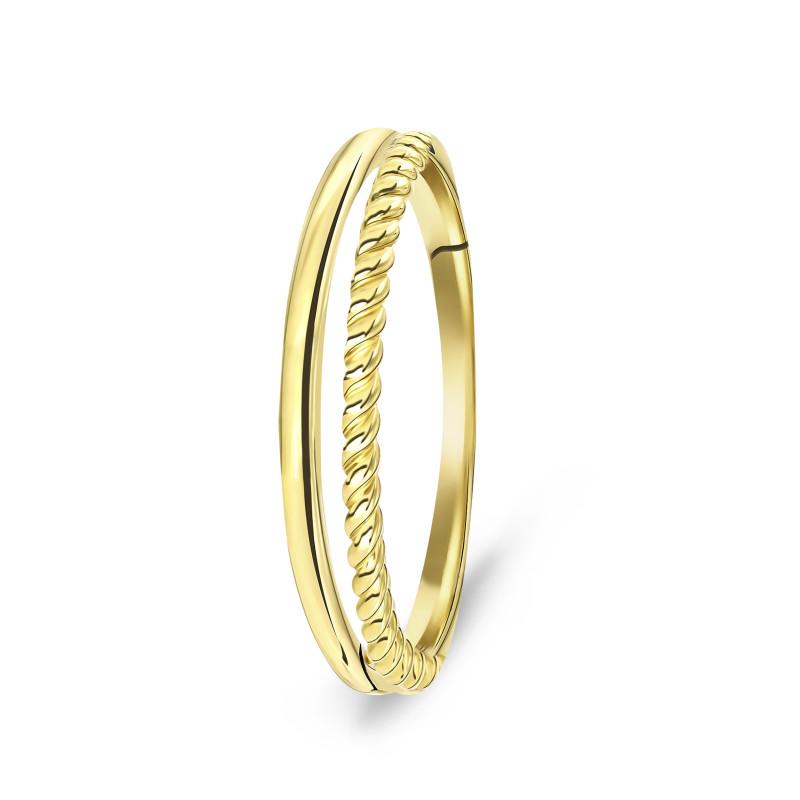 Geelgouden ring 02CA590