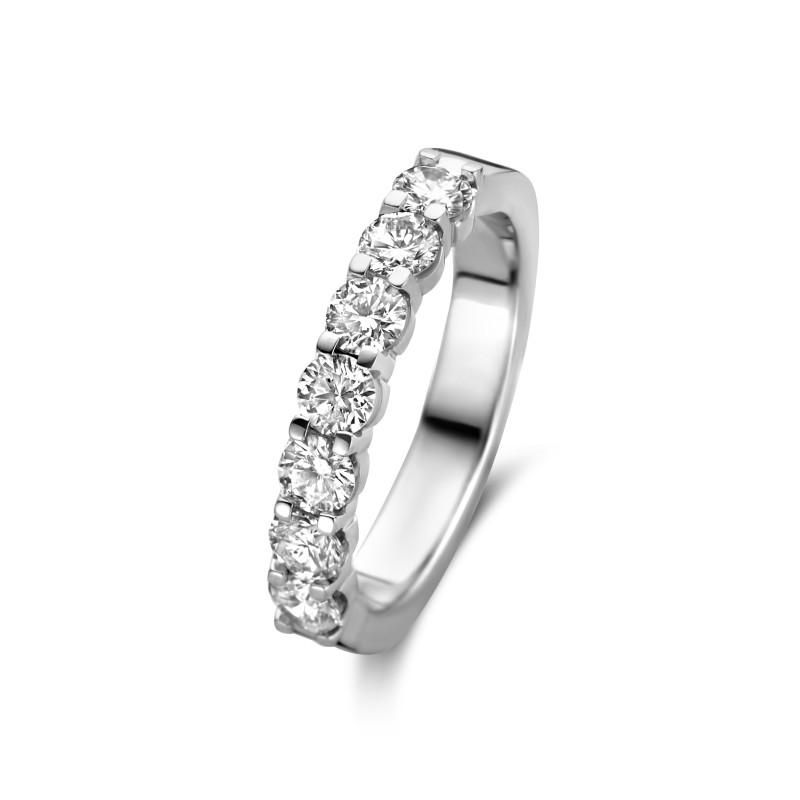 Witgouden ring 1,00 crt UFOC6502G-100-W