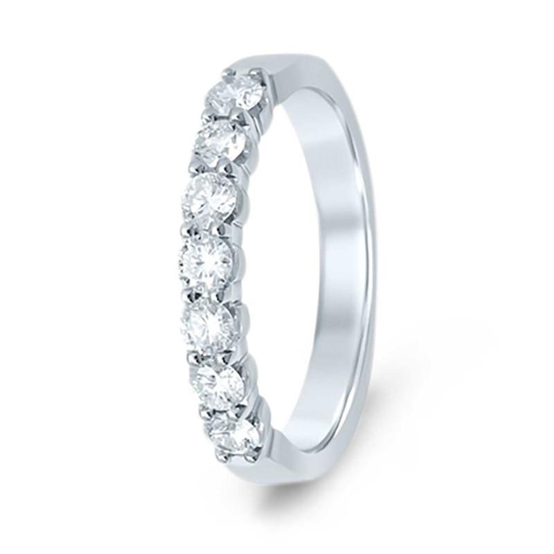 Witgouden ring 0,50crt UFOH4223G-050-W
