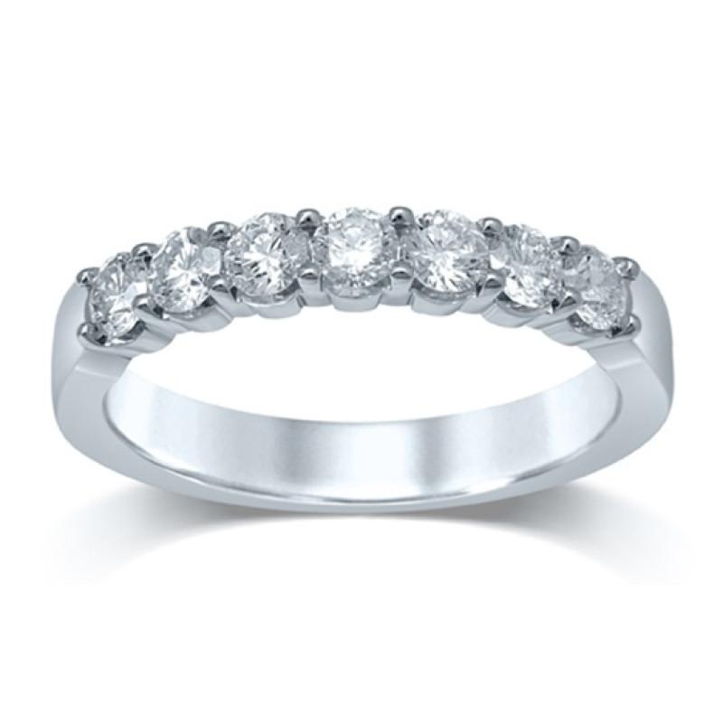 Witgouden ring 0,75crt UFTQ0834G-075-W