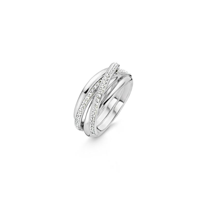 Zilveren ring 12056ZI