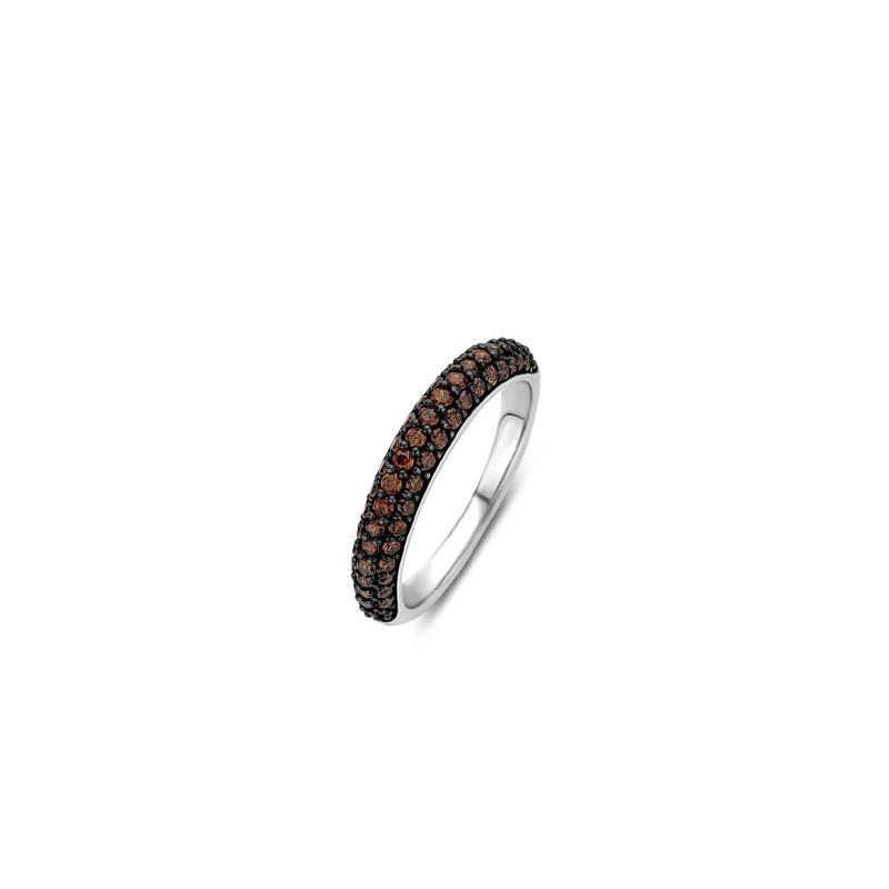 Zilveren ring 12105TB