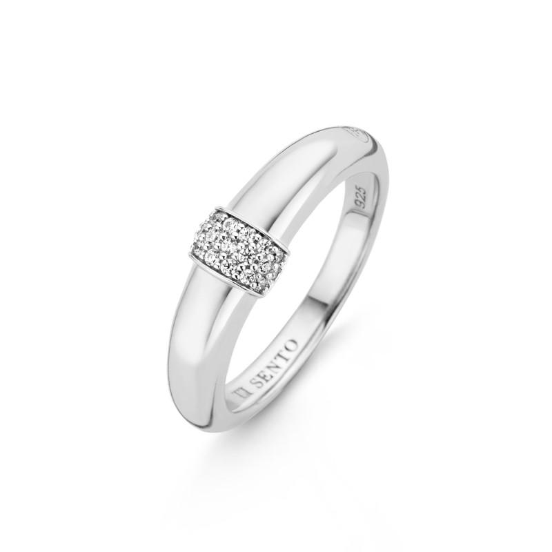 Zilveren ring 12151ZI