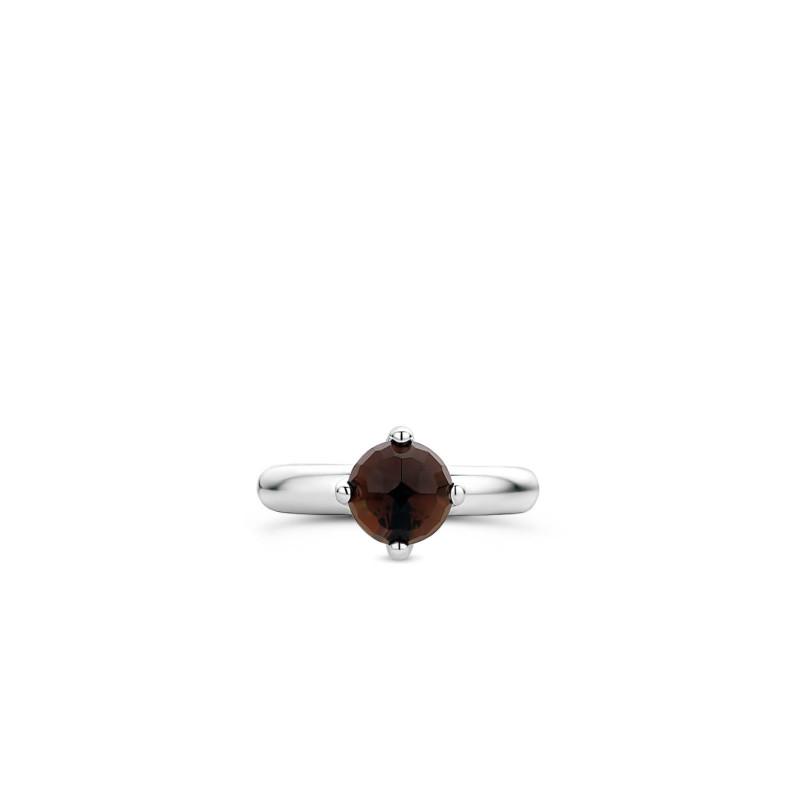 Zilveren ring 12179TB