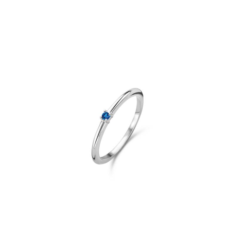 Zilveren ring 12210DB