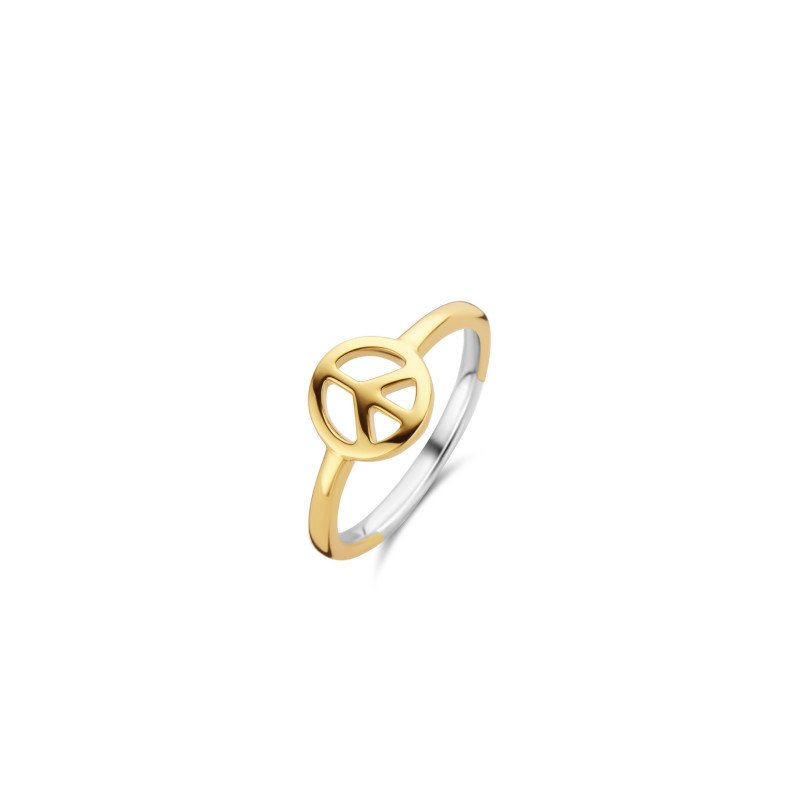 Gold plated ring 12222SY
