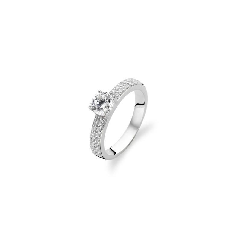 Zilveren ring met zirkonia 1795ZI