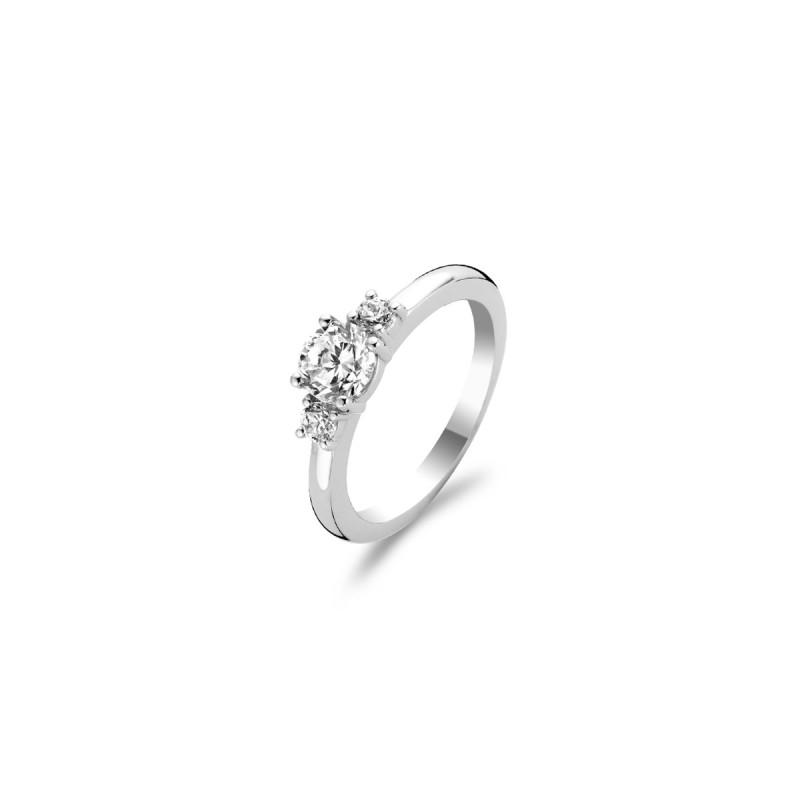 Zilveren ring met zirkonia 1796ZI