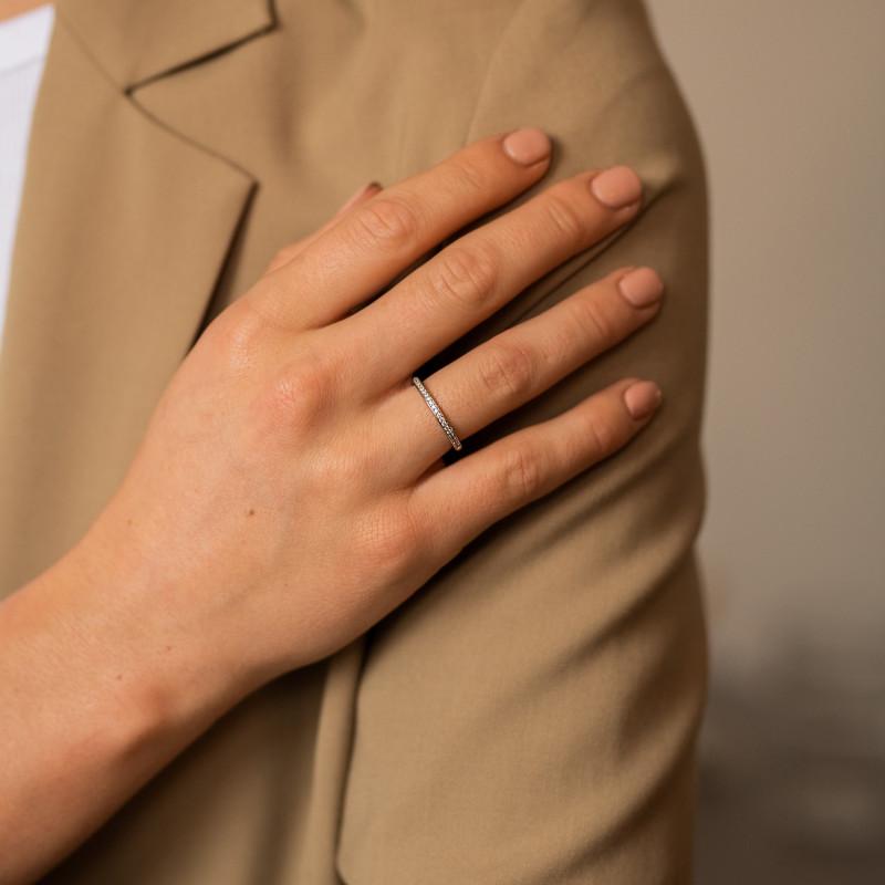 Zilveren ring met zirkonia 1923ZI