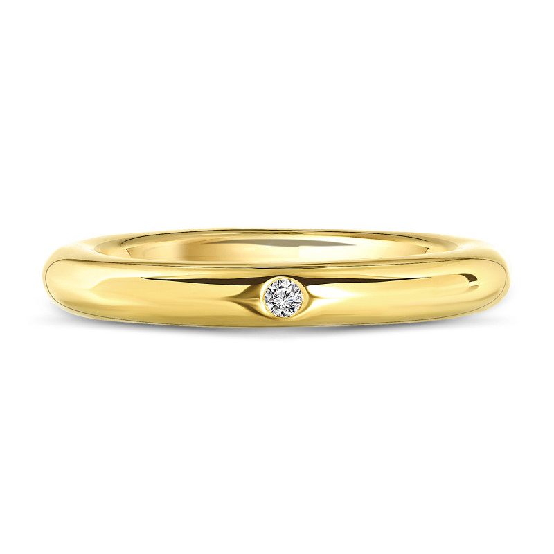 Gold plated ring 01.050Z.35