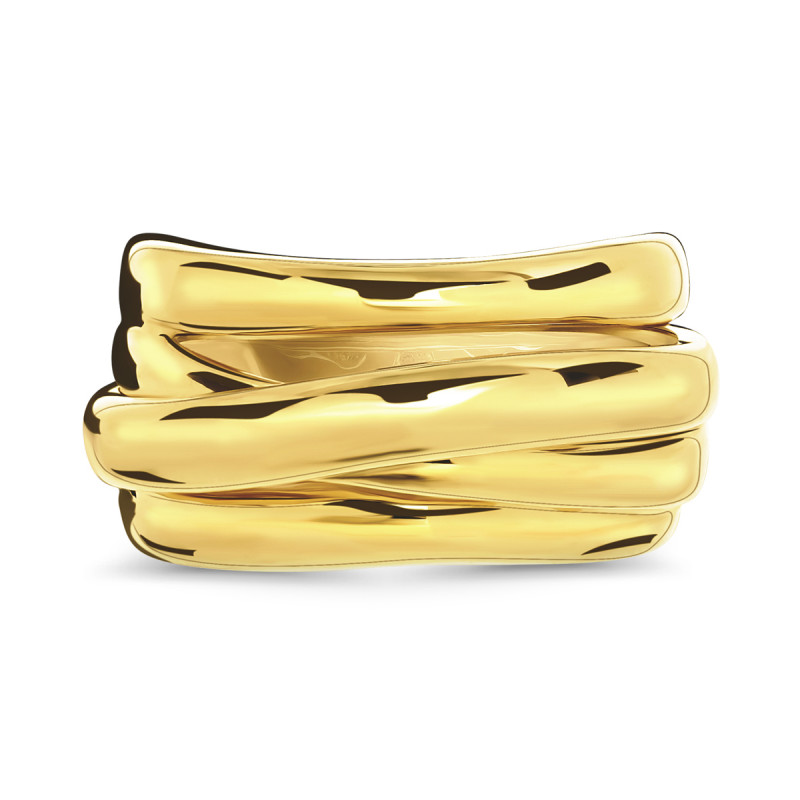 Goldplated ring 01.140.35