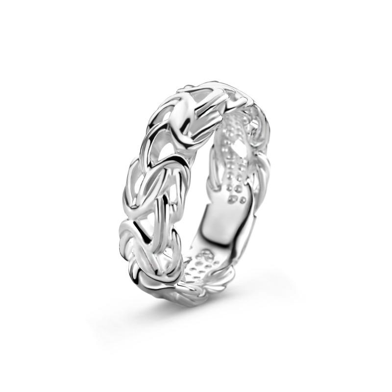 Zilveren ring AN1045