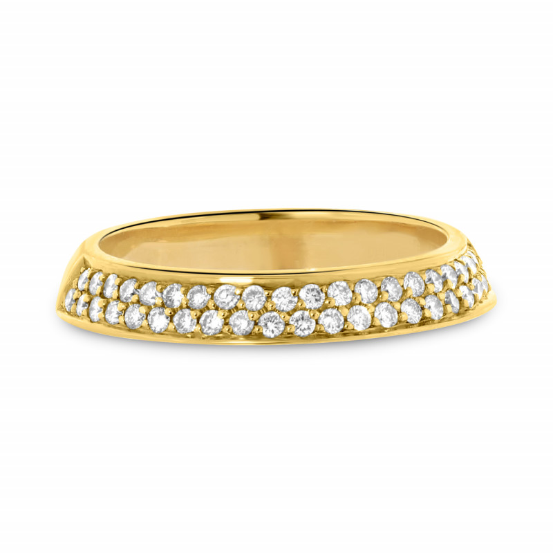 Oblique LeChic ring