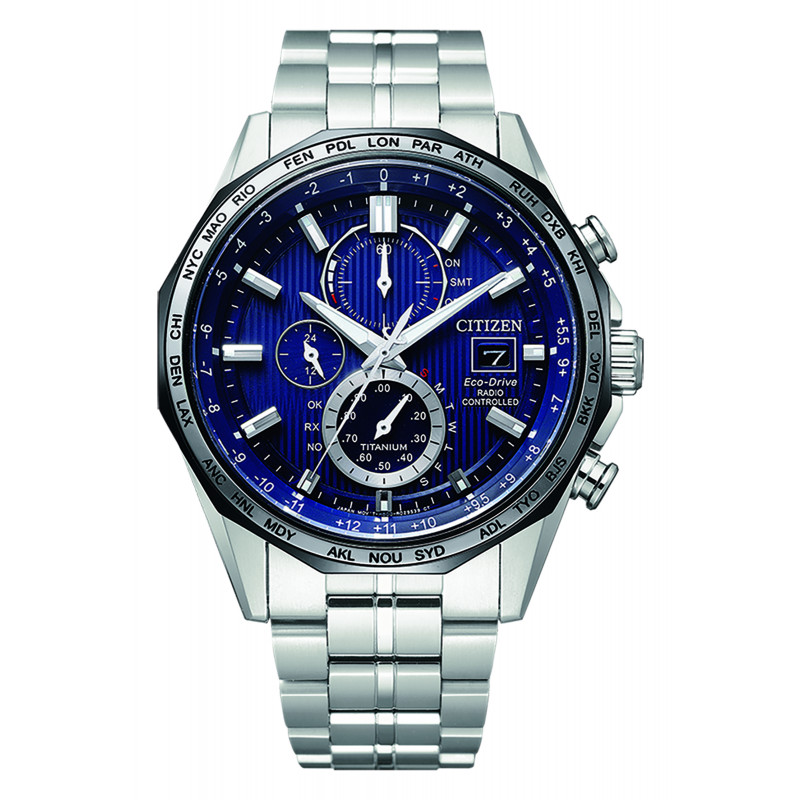 Titanium herenhorloge AT8218-81L