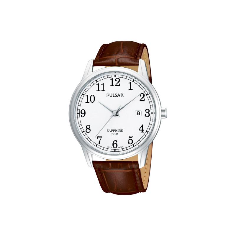 Stalen herenhorloge PS9055X1