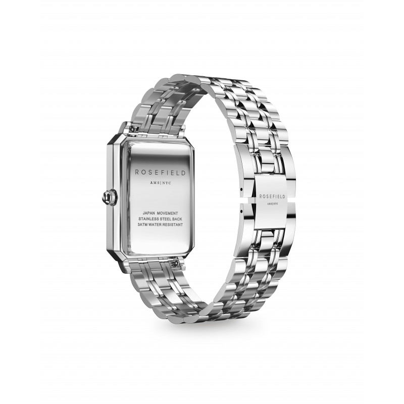 The Elles White Sunray Steel Silver OCWSS-O41