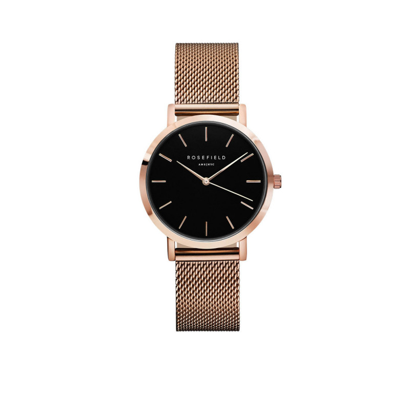 The Tribeca Black Rosegold