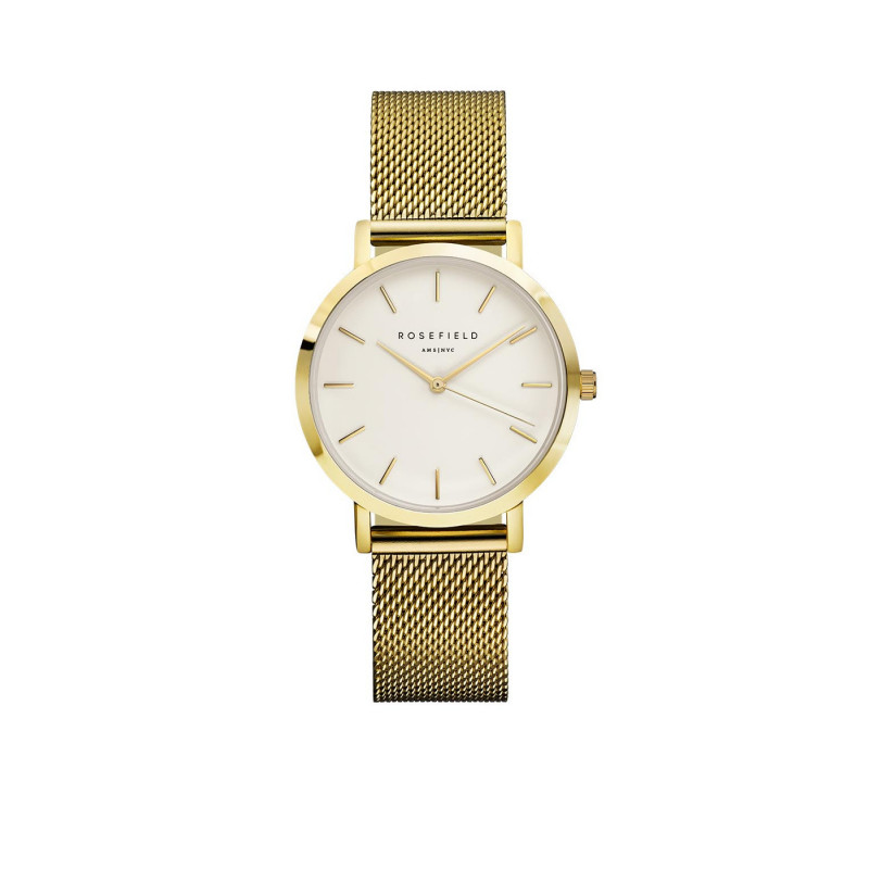 The Tribeca White-Gold