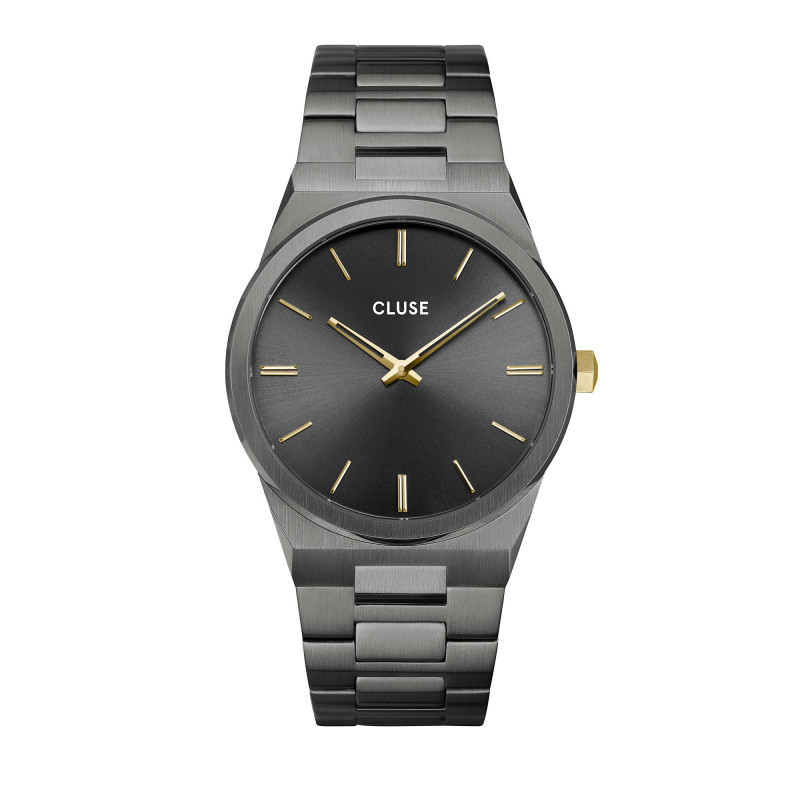 Vigoureux 40 H-Link, Dark Grey/Gold