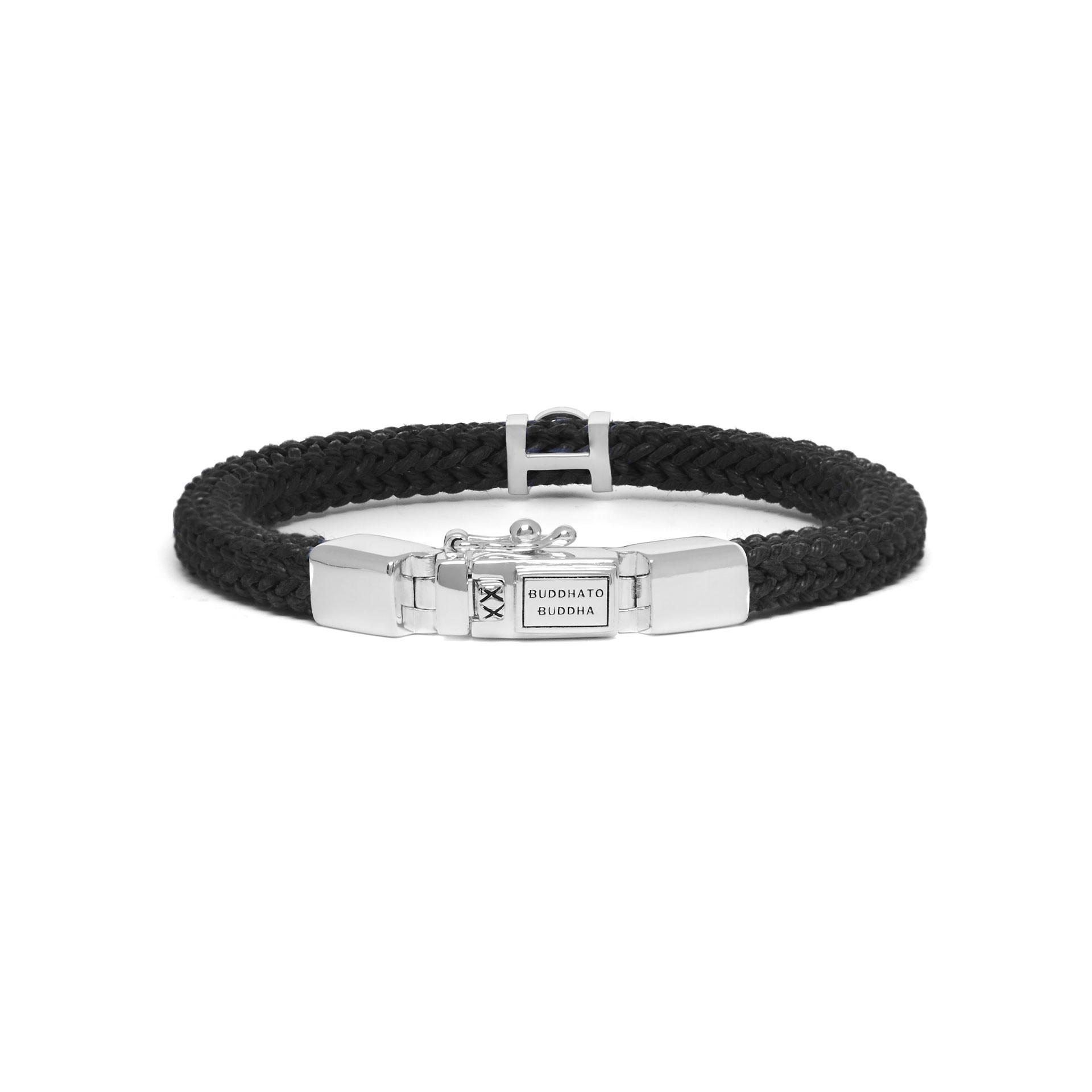 Armband Denise Cord Black 780BL
