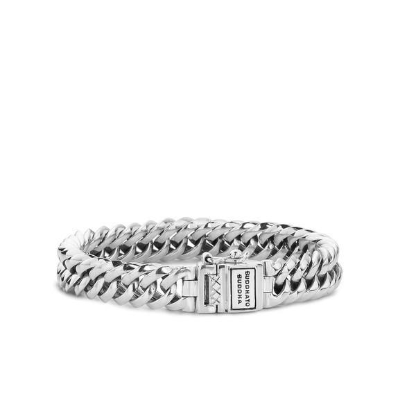 Zilveren armband Chain junior J080