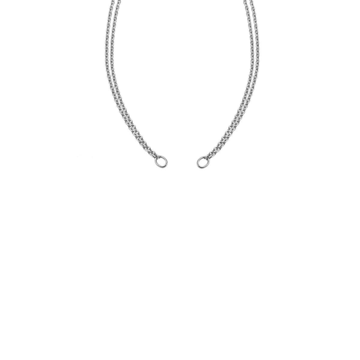Zilveren collier 42cm 3525SI