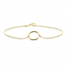 Geelgouden armband 1194-Y