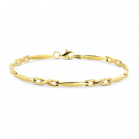 Geelgouden armband 13682-Y