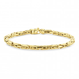 Geelgouden armband B10539-Y