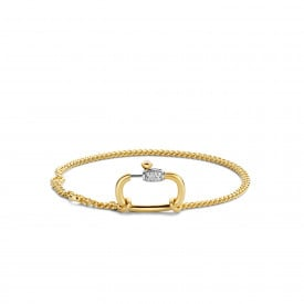 Gold plated armband 2962SY