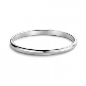 Zilveren bangle 6mm 1041155-6MM