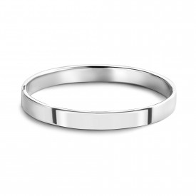 Massieve bangle 8mm 1041158-8MM