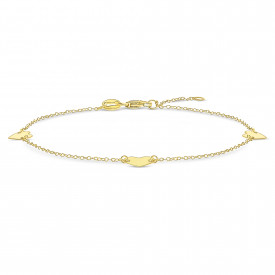 Geelgouden armband FG083-424