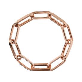 Rosé schakelarmbandWSBZ01664