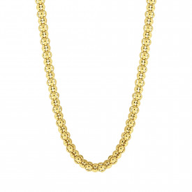 Gold plated collier 09.300