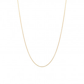Zilver collier 3933SY