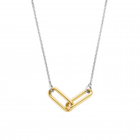 Gold plated collier 3966SY