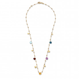Geelgoud collier FG882-877