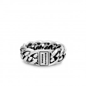 Nathalie Small Ring Silver