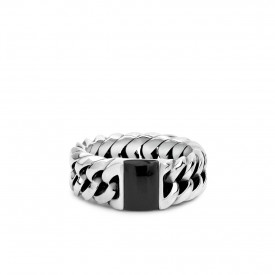 Ring Chain Stone Onyx 603ON