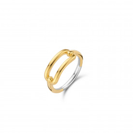 Gold plated ring 12229SY