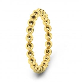Goldplated ring 01.983.35