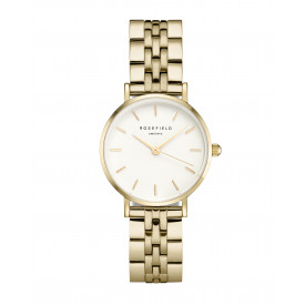 The Small Edit White Steel Gold 26WSG-267