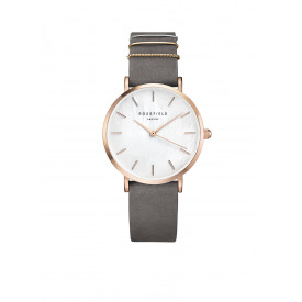 The West Village Elephant Grey Rosegold